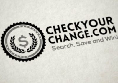 Check Your Change Logo